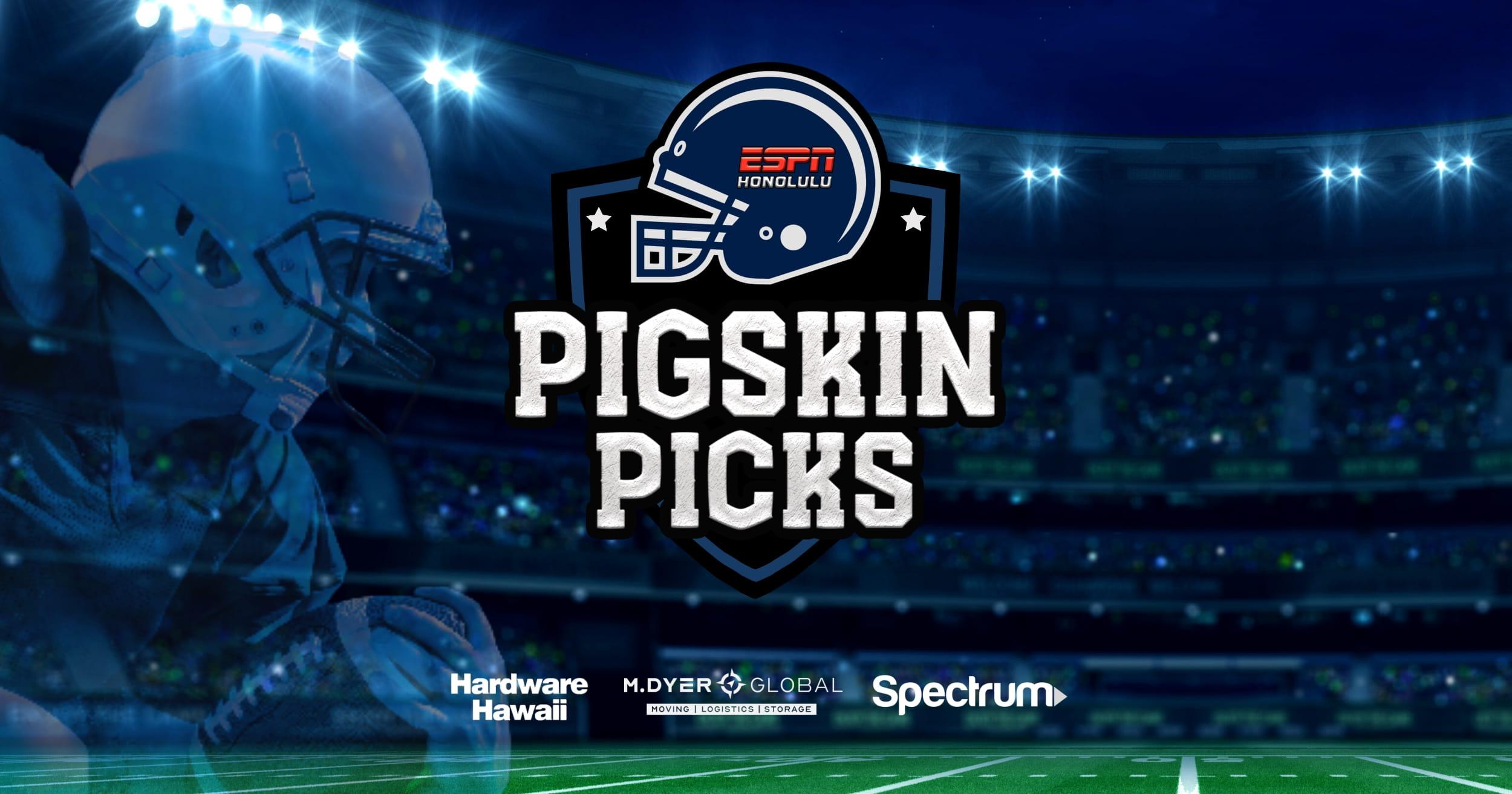 ESPN Honolulu's Pigskin Picks