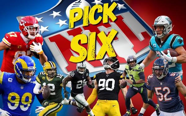 Pick6: The Comeback Starts Here