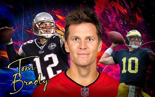 10 Facts: Tom Brady