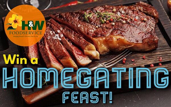 Week 6: Win a Feast!