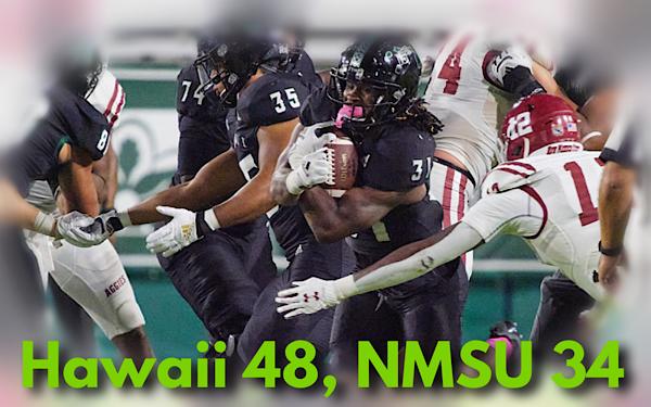 Photo Gallery: Hawaii-NMSU