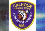 Calhoun Police seek assistance Identifying Theft Suspects