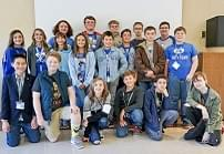 Armuchee Middle leads math competition