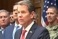 [VIDEO] Gov. Brian Kemp Addresses GA Coronavirus Death at press conference: Updates state on what to do going forward