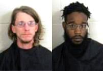 Two accused of attempted child molestation