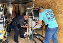 GNTC donates ventilators and other medical supplies to Georgia Emergency Management Agency