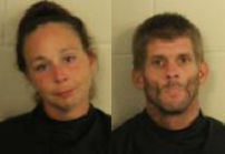 Two arrested on drug charges at Heritage Park