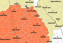 Heat Advisory in effect from noon until 8 p.m.