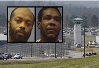 Two Inmates Charged With Murder At Hays State Prison
