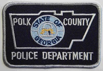 Polk Police arrest man for aggravated assault, terroristic threats & acts