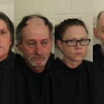 Four jailed on drug charges