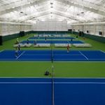 Community invited to ribbon cutting for indoor tennis courts