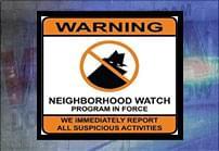 featured neighborhood watch
