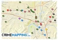 CrimeMapping now available for Rome