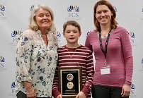 Johnson Elementary fifth-grader wins Floyd County Schools' District Spelling Bee