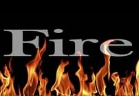 House fire on Dry Creek Road in Chattooga County