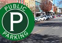 featured image parking downtown