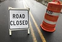 Portion of Little Texas Valley Road closed Tuesday and Wednesday