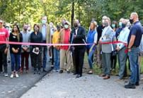 featured Mt Berry Trail Ribboncut