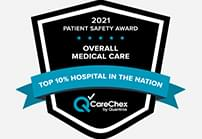 Floyd Medical  Center Earns National Patient Safety & Medical Excellence Recognition