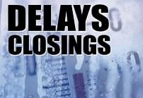 delays and closings1