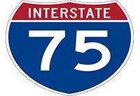 GDOT I75 signage
