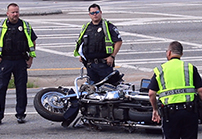 featured motorcycle wreck