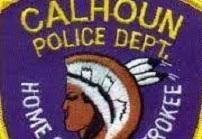 calhoun police