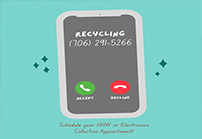Rome-Floyd Recycling Center holding recycling event this Saturday