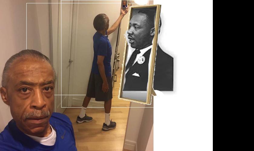 Al Sharpton's Selfie, Should We Boycott It?