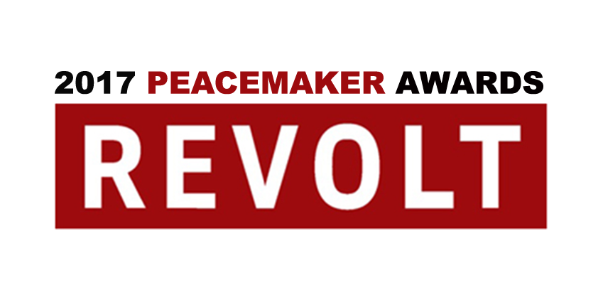 #PeaceMakerAwards During BET Award Weekend, Touch Yo Neighbor Host Receives $2 Million to Advance Initiative