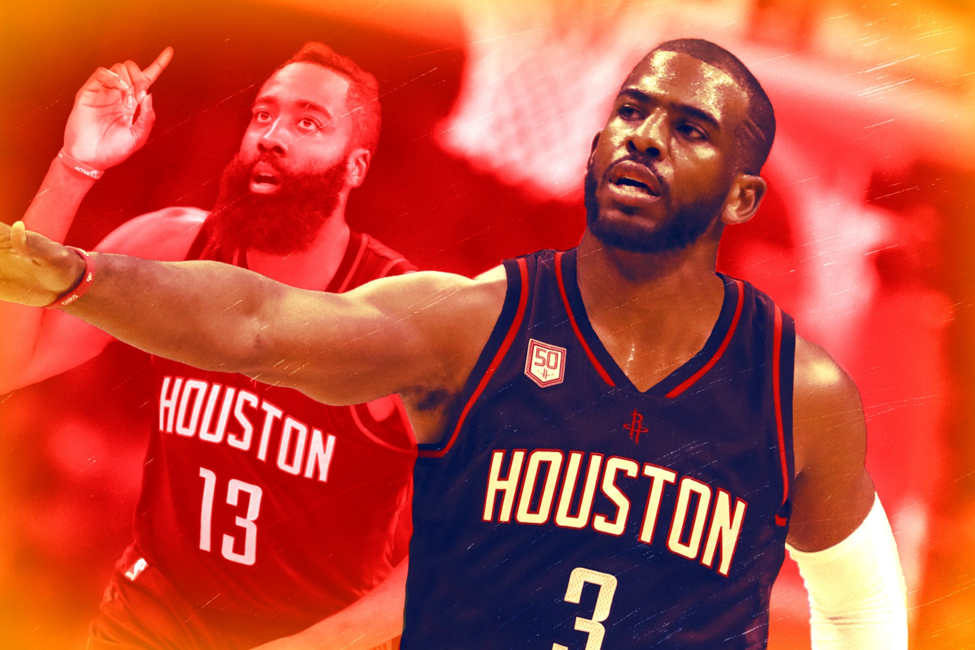 Will Chris Paul Propel The Rockets To New Heights?