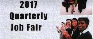 High Attendance At Business and Career Solutions Center Job Fair