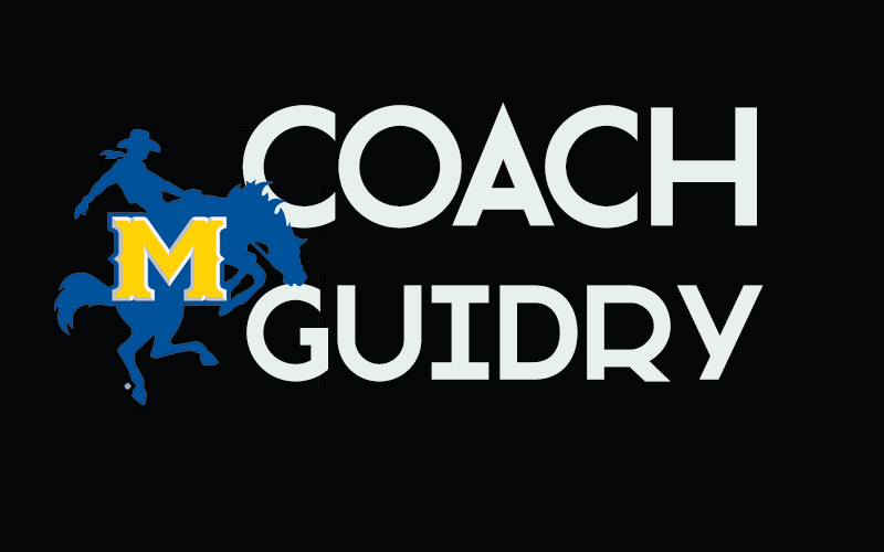 McNeese Univ. Coach Guidry Stops In Studio to Talk w/ The Sports Preacher