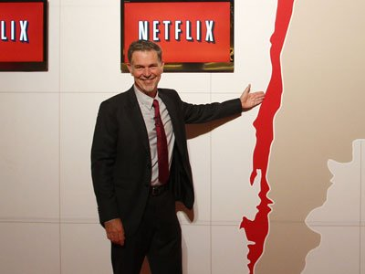 Netflix Losing 400M a Year Due to Password Sharing