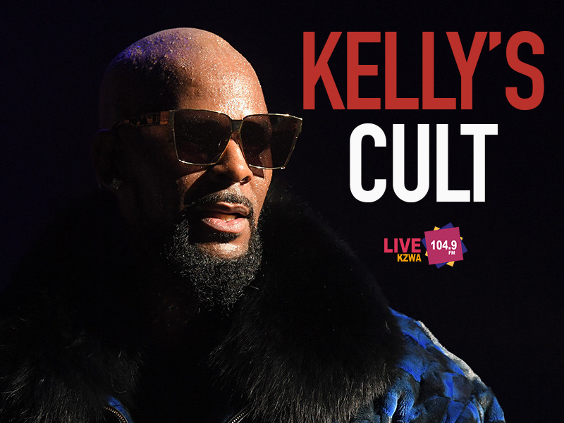 Is R. Kelly's Closet Really Filled With Captives???
