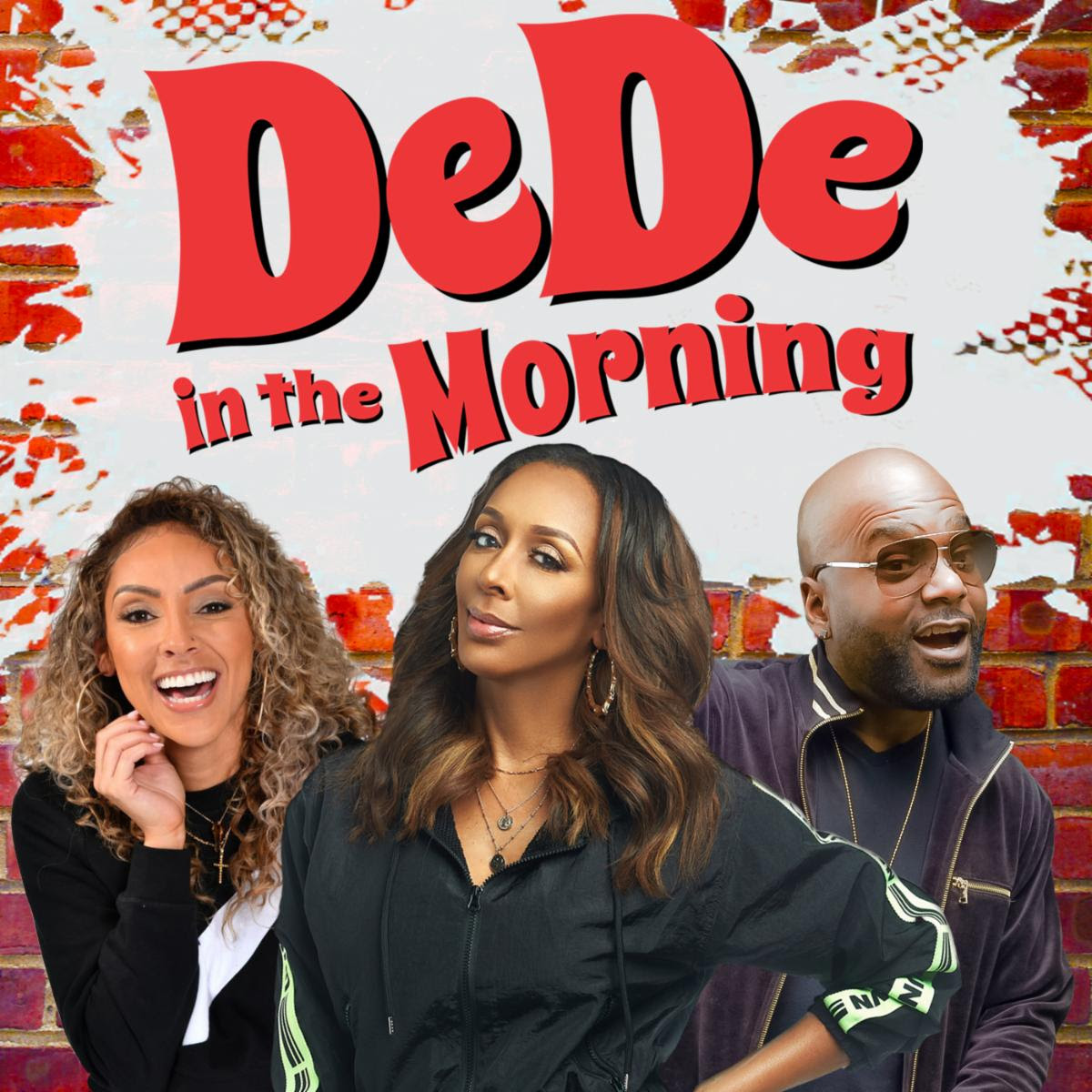DeDe in the Morning!