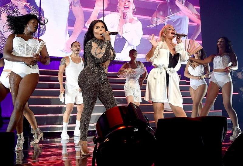 Lil' Kim Makes Makes Rare Appearance and Performs