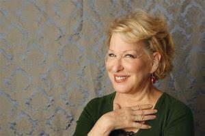 "Bette Midler Calls Women, ""The N-word of the World;"" Let the Backlash Begin"