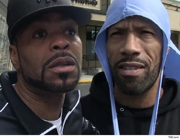 """Method Man and Redman Won't Be In """"How High 2?"""""""