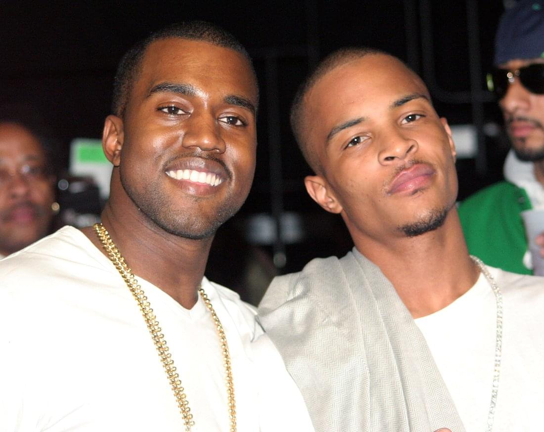 """T.I. Is """"Done"""" With Kanye"""