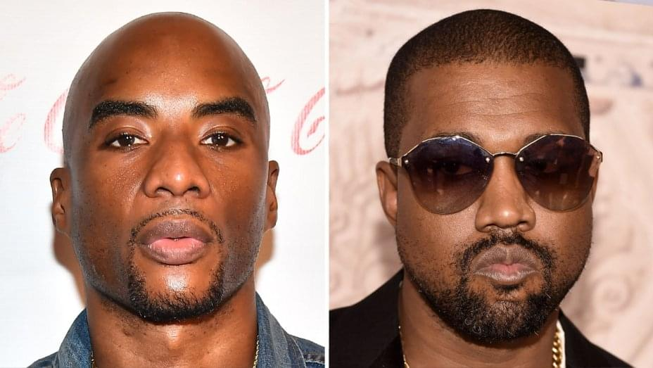 Charlamagne Cancels Interview With Kanye