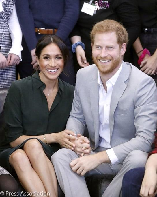 Meghan Markle Is Pregnant!