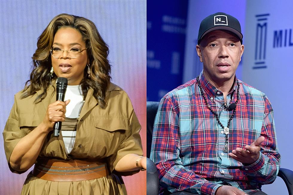 OPRAH: Pulls Out of the Documentary about Russell Simmons