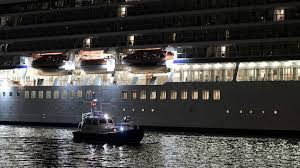 CRUISE DEATH: Passenger Went Overboard