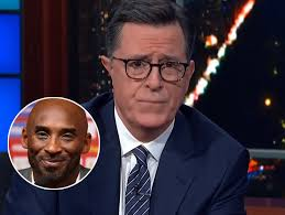STEPHEN COLBERT: Discuss His Connection To Tragic Death of Kobe Bryant
