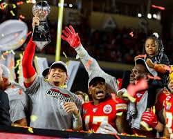 SUPER BOWL: Kansas City Chiefs are the Winners