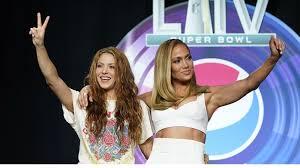 SUPER BOWL: Shakira and J-Lo Heat Up Halftime