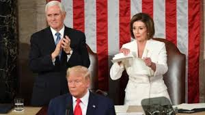 STATE OF THE UNION: Trump Brings Reality Show Touches To Speech