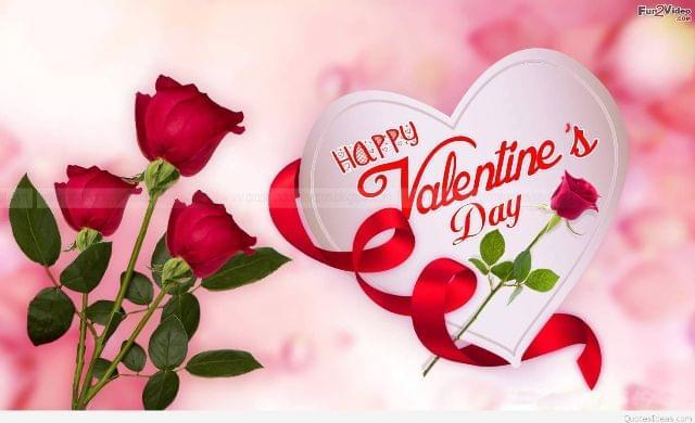 HAPPY VALENTINE'S DAY!!!!